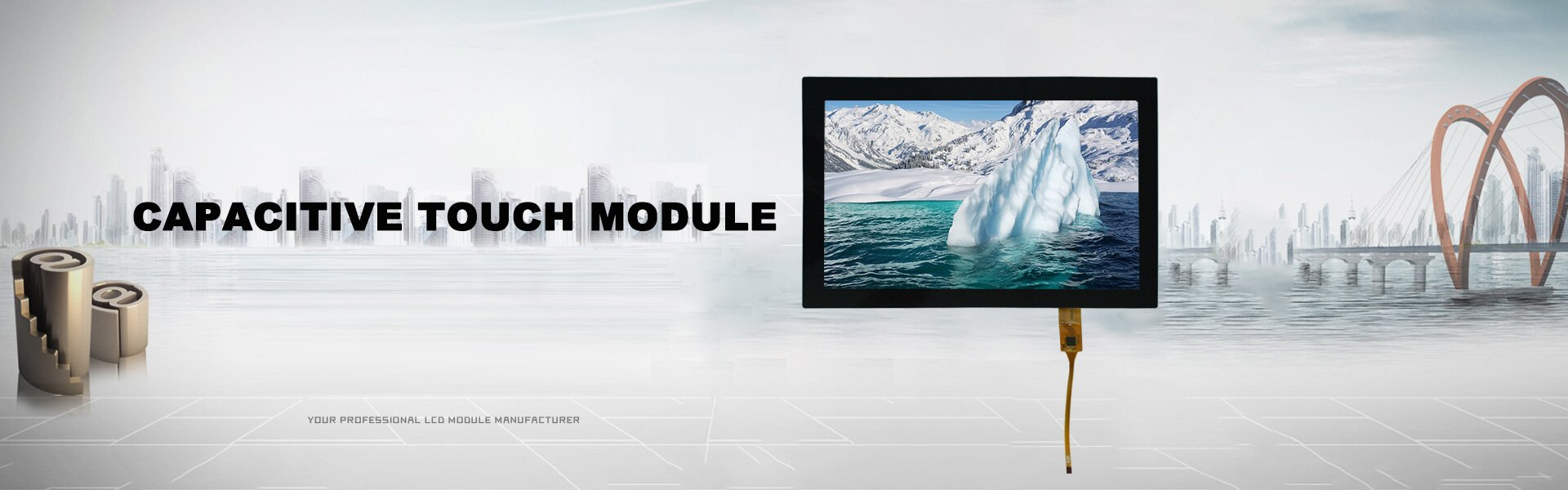 Capacitive Touch Module banner