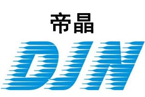 DJN lcd display module logo
