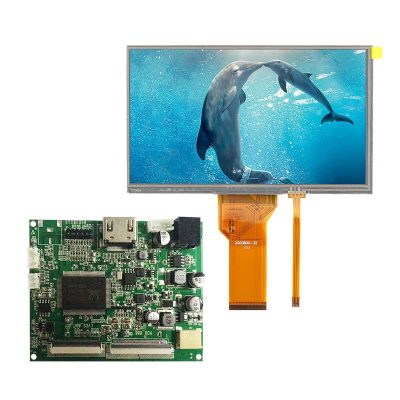 Resistive Touch YX80007